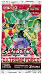 Yu-Gi-Oh! Extreme Force Booster Packs
