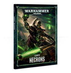 Warhammer 40K Necrons Codex