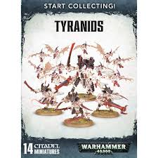 Warhammer 40K Tyranids Start Collecting