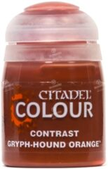 Contrast: Gryph-Hound Orange (18ml)