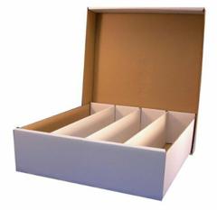 Cardboard Box 4 Row