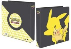 Ultra Pro Pokemon Pikachu 2 3-Ring Binder Album