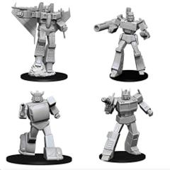 Wizkids Unpainted Transformer Miniature (Random 1 of 4)