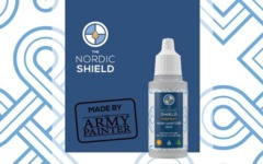 Nordic Shield Hand Sanitizer by Army Painter 18ml