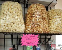Kettle Corn Bag $6