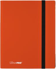 9-Pocket Orange Eclipse - Binder