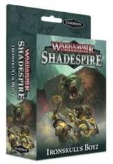 warhammer underworlds:Ironskull's boyz