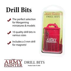 Miniature Tools: Assorted Drill Bits (6)