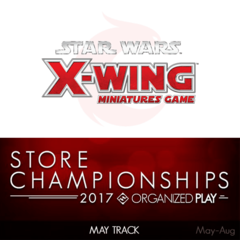 X-Wing Store Championship Ticket