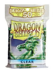 Clear Dragon Shield Protective Sleeves (50ct.)