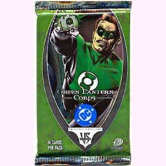 VS System: Green Lantern Corps Booster Pack