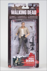 Merle Dixon Action Figure McFarlane Toys The Walking Dead TV Series 3