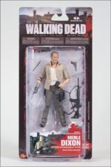 Merle Dixon Action Figure McFarlane Toys The Walking Dead TV Series 3
