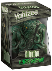 Lovecraft Cthulhu Yahtzee Great Old One Collector's Edition