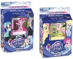 My Little Pony CCG: Equestrian Odysseys Set of Both Theme Decks