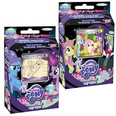 My Little Pony CCG: High Magic Set of Both Theme Decks