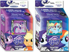 My Little Pony CCG: Premier Edition Set of Both theme decks