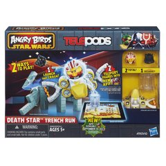 Angry Birds Star Wars Telepods Death Star Trench Run Playset