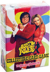 Austin Powers The Spy who Shagged Me Starter Deck