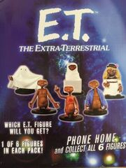 E.T. The Extra-Terrestrial Blind Pack Figure