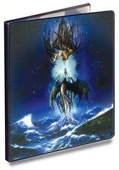 Ultra Pro 9-Pocket Portfolio Album - Sky & Water artwork by Ciruelo