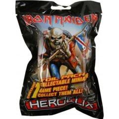 Iron Maiden Heroclix Foil Pack Unopened!