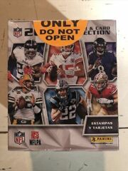 2020 Panini NFL Sticker Collection Football Sealed Box (250 Stickers/50 Cards)