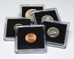 2x2 Coin Snap Holder - Any Size x1