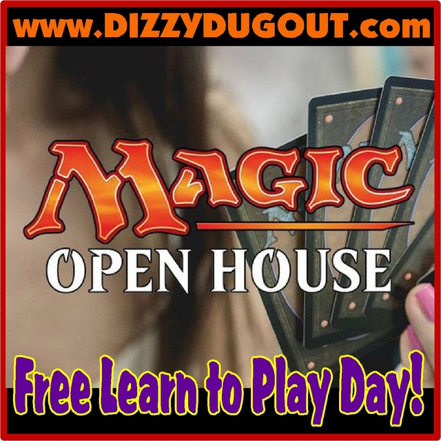 Magic Open House!