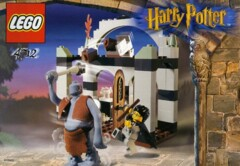 LEGO Harry Potter: Troll on the Loose  (4712)
