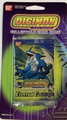 Digimon Collectible Card Game [CCG]: Eternal Courage Booster Pack