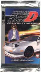 Initial D Collectible Card Game Booster Pack