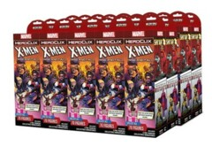Marvel HeroClix: X-Men Rise and Fall BoosterBrick