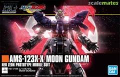 AMS-123X-X MOON GUNDAM Neo Zeon Prototype Mobile Suit HGUC 1/144 Model Kit