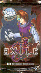 Yu Yu Hakusho Exile Booster Pack