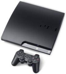 PlayStation 3 Slim 120GB (PS3)