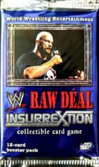 Raw Deal Insurextion Booster Pack