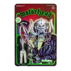 Motorhead ReAction Figure - Warpig (Glow in the Dark)