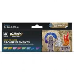 Wizkids Premium Paints: How to Pain Arcane Elements