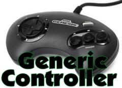 Sega Genesis Turbo Controller (generic)