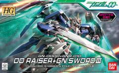 Bandai Hobby Gundam 00 #54 00 Raiser GN Sword III HG 1/144 Model Kit