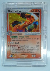 Charizard ex FireRed & LeafGreen - NM Foil