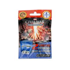 Marvel Dice Masters: Civil War - Foil Pack