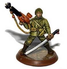 Heroscape Loose Figures: Sgt Drake Alexander & Airborn Elite 5 figure set w/2 Cards