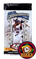 MLB Showdown 2003 Trading Deadline Booster Pack