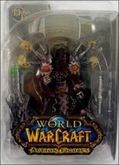 World of Warcraft Action Figures Series 1: Undead Warlock Meryl Felstorm