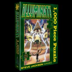 Illuminati 1,000 Piece Puzzle