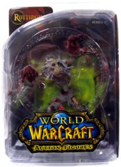 World of Warcraft Action Figures Series 5: Scourge Ghoul: Rottingham
