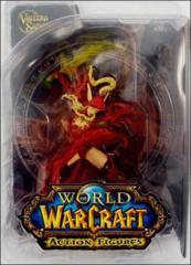 World of Warcraft Action Figures Series 1: Blood Elf Rogue Valeera Sangvinar
