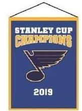 2109 Stanley Cup Champion - Champs Banner